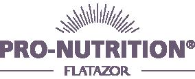 Pro-Nutrition Flatazor logo
